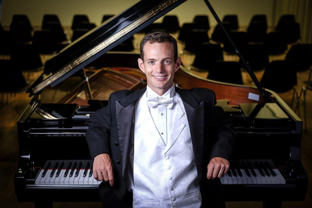 Jason Paul Peterson, Pianist